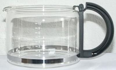 Ersatz 10-Tassen-Glaskanne Krups