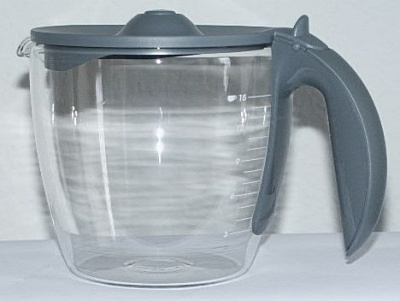 Ersatz -Glaskanne 10 Tassen