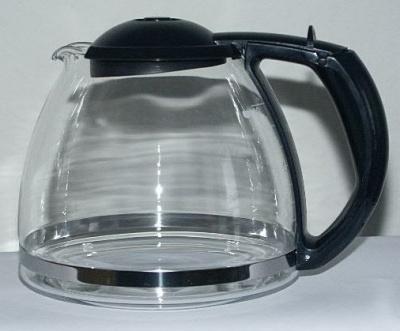 Ersatz -Glaskanne 10 Tassen dunkelblau