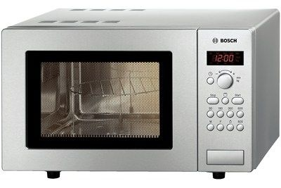 Mikrowellengerät Bosch HMT75G451 Edelstahl