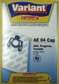 Ersatzfilter Variant AE04Cap