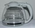 Ersatz -Glaskanne 10 Tassen hellgrau